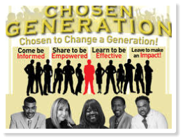 Crime Stoppers Chosen Generation. Transforming the relationship between youth and law enforcement.